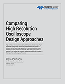High Resolution Oscilloscopes Whitepaper