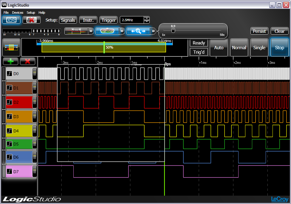 Teledyne LeCroy - LogicStudio - Logic Analyzer