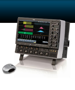 7Zi Series high performance oscilloscope