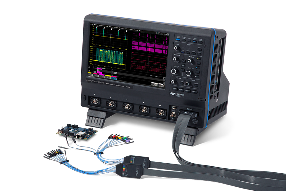 Teledyne lecroy waverunner 8254m teledyne lecroys waverunner 8000 ms mixed signal oscilloscope combines the high performance analog channels of the waverunner 8000 with the flexibility of ccuart Gallery